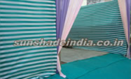 MANDAP DECORATION NET
